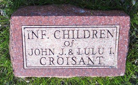 CROISANT, INFANTS - Guthrie County, Iowa | INFANTS CROISANT