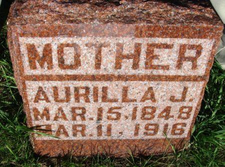 CURTIS, AURILLA J. - Guthrie County, Iowa | AURILLA J. CURTIS
