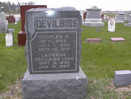 DEVILBISS, CHARLES A - Guthrie County, Iowa | CHARLES A DEVILBISS