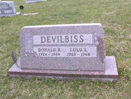 DEVILBISS, DONALD L - Guthrie County, Iowa | DONALD L DEVILBISS