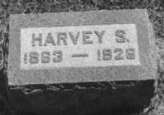 DICKSON, HARVEY S. - Guthrie County, Iowa   HARVEY S. DICKSON