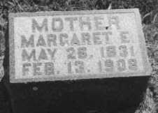 MCGINNIS DICKSON, MARGARET ELIZABETH - Guthrie County, Iowa | MARGARET ELIZABETH MCGINNIS DICKSON