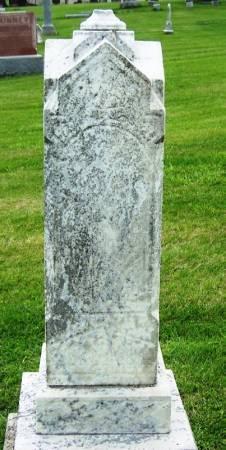 REIGHARD, ELLA M. - Guthrie County, Iowa   ELLA M. REIGHARD