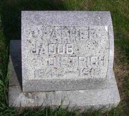 DIETRICH, JACOB - Guthrie County, Iowa | JACOB DIETRICH
