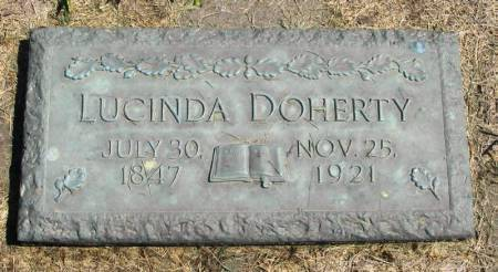DOHERTY, LUCINDA - Guthrie County, Iowa   LUCINDA DOHERTY