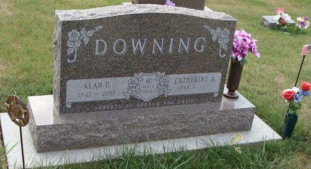 DOWNING, ALAN P. - Guthrie County, Iowa   ALAN P. DOWNING