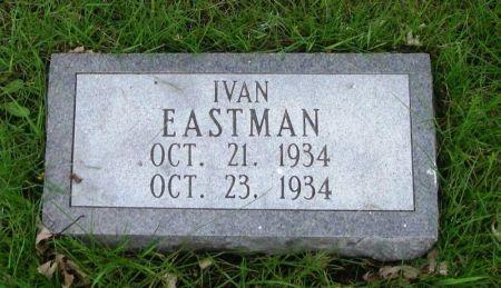 EASTMAN, IVAN - Guthrie County, Iowa   IVAN EASTMAN