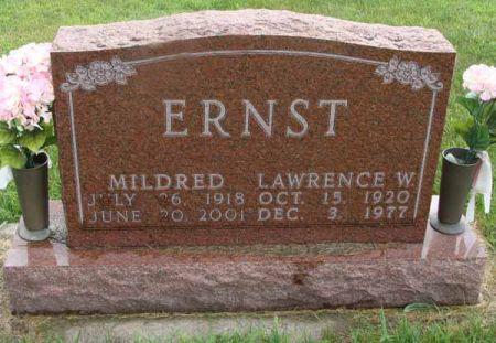 TOYE ERNST, MILDRED - Guthrie County, Iowa | MILDRED TOYE ERNST