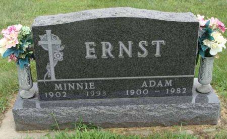 ERNST, ADAM - Guthrie County, Iowa   ADAM ERNST