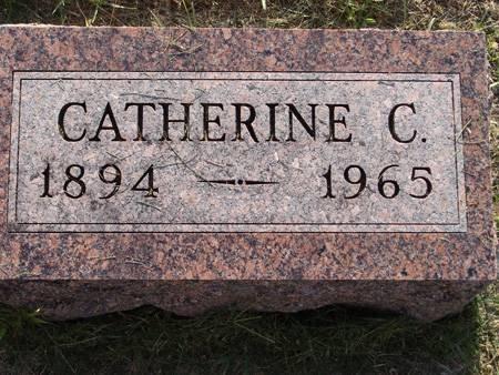 FAGA, CATHERINE C - Guthrie County, Iowa | CATHERINE C FAGA