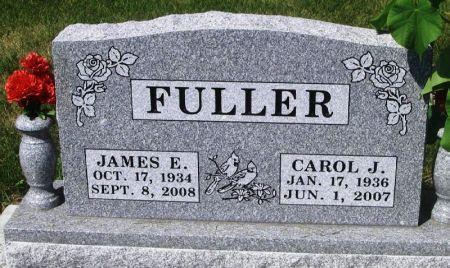FULLER, JAMES E. - Guthrie County, Iowa | JAMES E. FULLER
