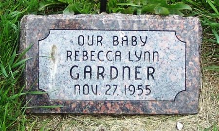 GARDNER, REBECCA LYNN - Guthrie County, Iowa | REBECCA LYNN GARDNER