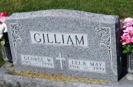 GILLIAM, GEORGE W. - Guthrie County, Iowa | GEORGE W. GILLIAM