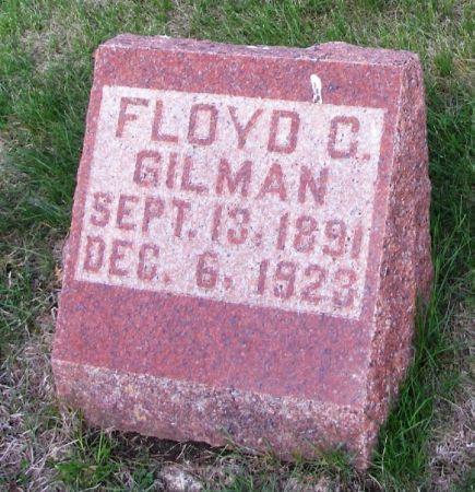GILMAN, FLOYD C. - Guthrie County, Iowa | FLOYD C. GILMAN