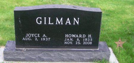 GILMAN, HOWARD H. - Guthrie County, Iowa | HOWARD H. GILMAN