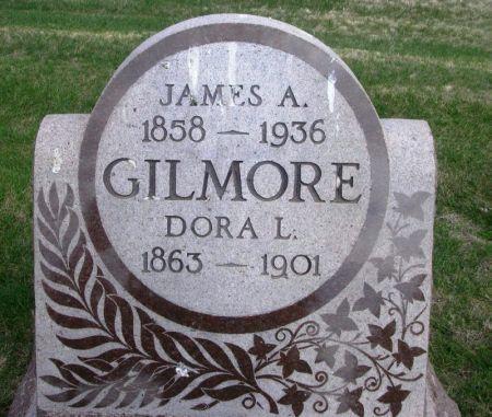 GILMORE, JAMES A. - Guthrie County, Iowa | JAMES A. GILMORE