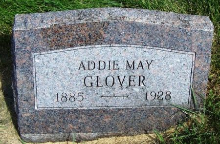 GLOVER, ADDIE MAY - Guthrie County, Iowa | ADDIE MAY GLOVER