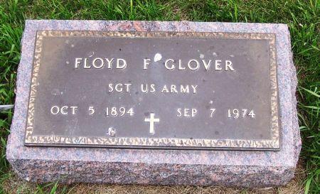 GLOVER, FLOYD F. - Guthrie County, Iowa   FLOYD F. GLOVER