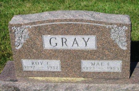 GRAY, ROY C. - Guthrie County, Iowa | ROY C. GRAY