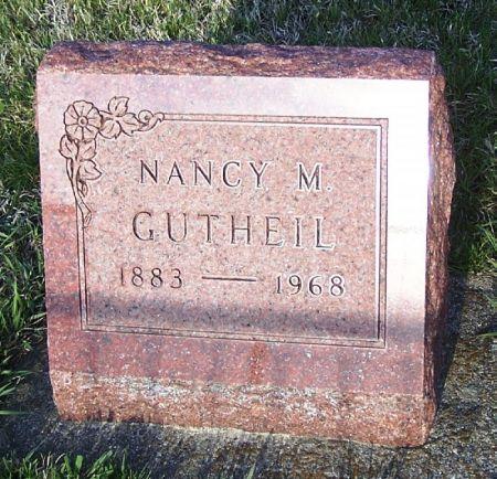 GUTHEIL, NANCY M. - Guthrie County, Iowa | NANCY M. GUTHEIL