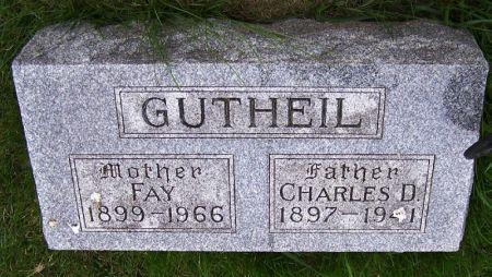 GUTHIEL, FAY - Guthrie County, Iowa | FAY GUTHIEL