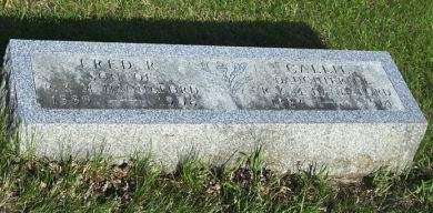 HANNAFORD, CALLIE - Guthrie County, Iowa | CALLIE HANNAFORD