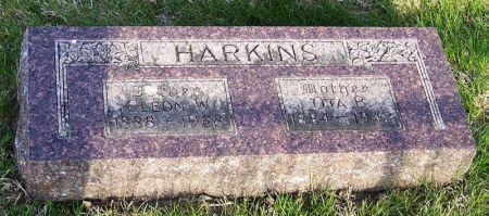HARKINS, CLEON W. - Guthrie County, Iowa | CLEON W. HARKINS