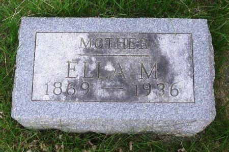 HEATER, ELLA M. - Guthrie County, Iowa | ELLA M. HEATER