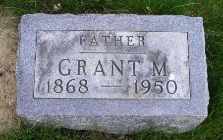 HEATER, GRANT - Guthrie County, Iowa   GRANT HEATER