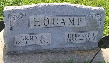 HOCAMP, HERBERT L - Guthrie County, Iowa | HERBERT L HOCAMP