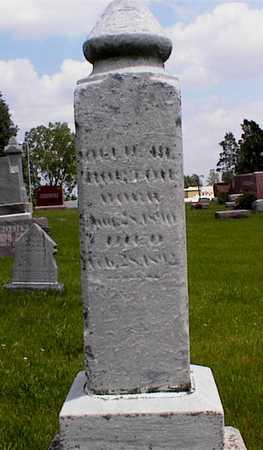 HORTON, OLLIE M. - Guthrie County, Iowa | OLLIE M. HORTON