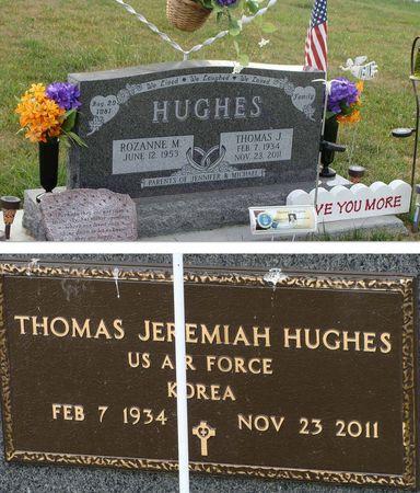 HUGHES, THOMAS JEREMIAH - Guthrie County, Iowa | THOMAS JEREMIAH HUGHES
