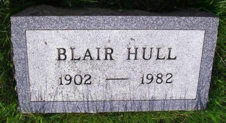 HULL, BLAIR - Guthrie County, Iowa | BLAIR HULL