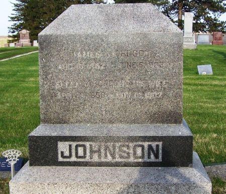CONEGHY JOHNSON, ELLEN M. - Guthrie County, Iowa   ELLEN M. CONEGHY JOHNSON