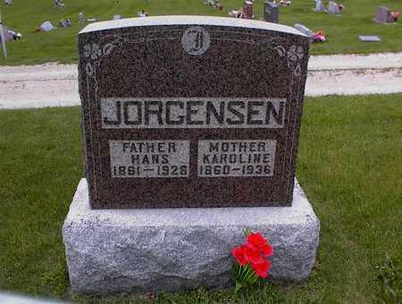 JORGENSEN, KAROLINE - Guthrie County, Iowa | KAROLINE JORGENSEN