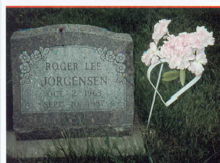 JORGENSEN, ROGER - Guthrie County, Iowa | ROGER JORGENSEN