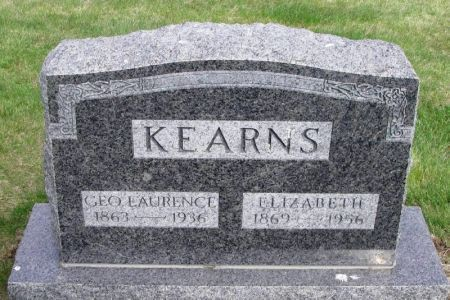 KEARNS, GEO. LAURENCE - Guthrie County, Iowa | GEO. LAURENCE KEARNS