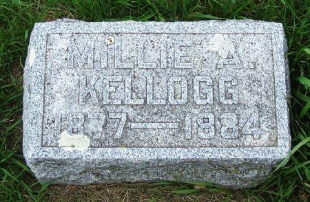 KELLOGG, MILLIE A. - Guthrie County, Iowa | MILLIE A. KELLOGG