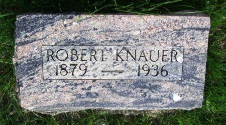KNAUER, ROBERT - Guthrie County, Iowa | ROBERT KNAUER
