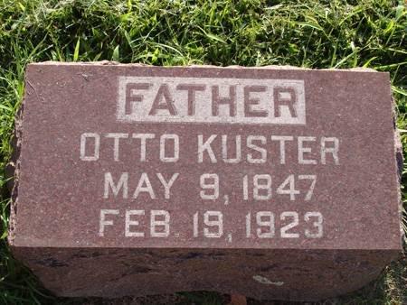 KUSTER, OTTO - Guthrie County, Iowa | OTTO KUSTER