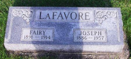 LAFAVORE, FAIRY - Guthrie County, Iowa | FAIRY LAFAVORE