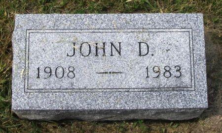 LAMB, JOHN D. - Guthrie County, Iowa | JOHN D. LAMB