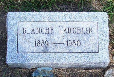LAUGHLIN, BLANCHE - Guthrie County, Iowa | BLANCHE LAUGHLIN