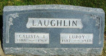 LAUGHLIN, CALISTA J. - Guthrie County, Iowa | CALISTA J. LAUGHLIN