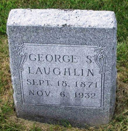 LAUGHLIN, GEORGE S. - Guthrie County, Iowa | GEORGE S. LAUGHLIN