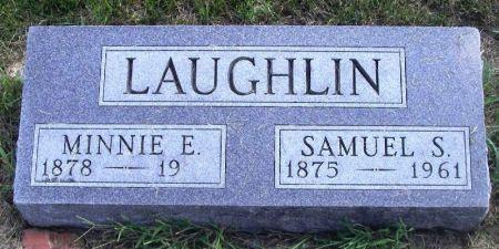LAUGHLIN, SAMUEL S. - Guthrie County, Iowa | SAMUEL S. LAUGHLIN