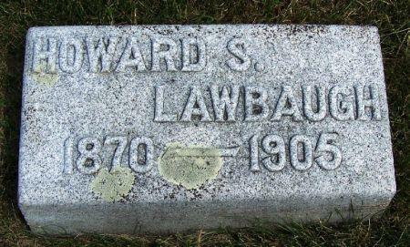 LAWBAUGH, HOWARD S. - Guthrie County, Iowa | HOWARD S. LAWBAUGH