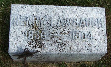 LAWBAUGH, HENRY - Guthrie County, Iowa | HENRY LAWBAUGH
