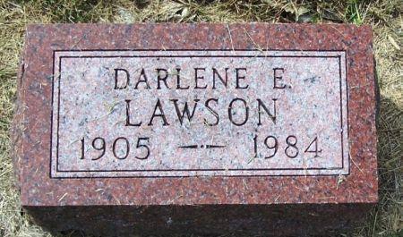 LAWSON, DARLENE E. - Guthrie County, Iowa | DARLENE E. LAWSON