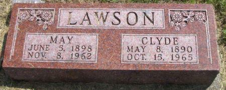 LAWSON, MAY - Guthrie County, Iowa | MAY LAWSON
